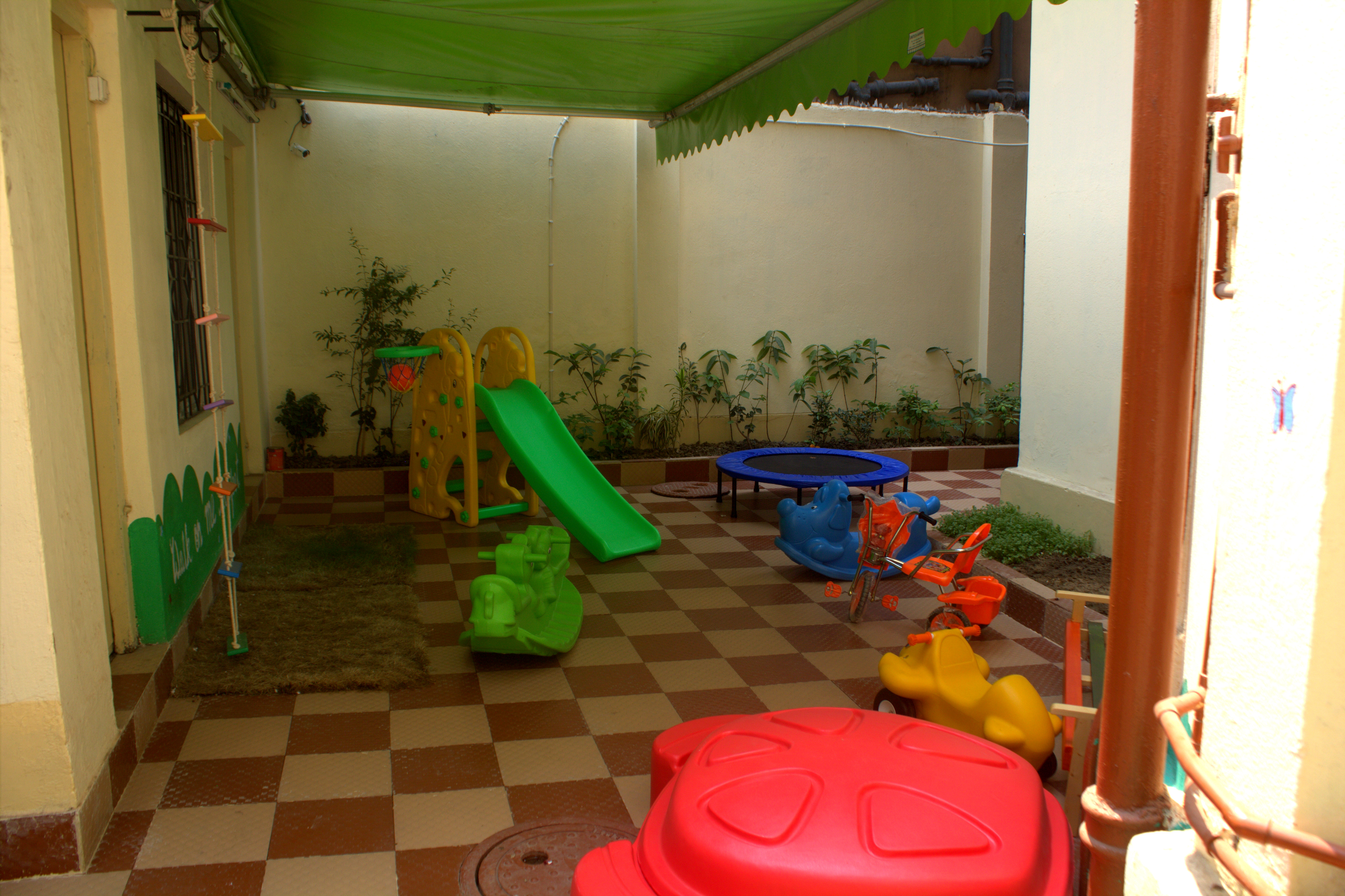 Outdoor Play Area 1